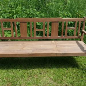 Indian Teak Garden Seats