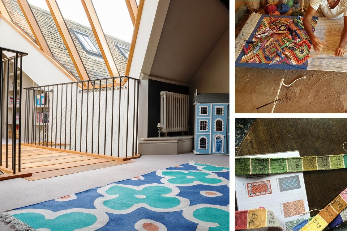 Mahout bespoke rug design
